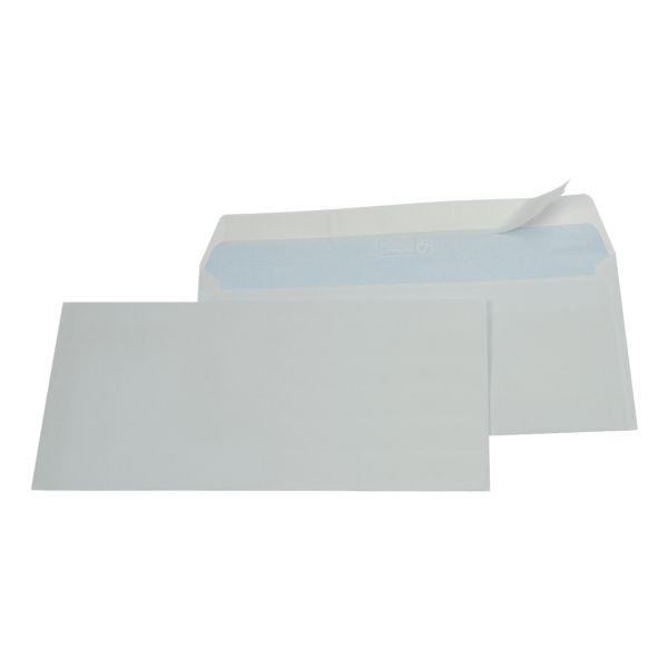 Enveloppen GALLERY enveloppen 114 x 229 mm, DL + 80 g/m² zonder venster - 500 stuk(s)