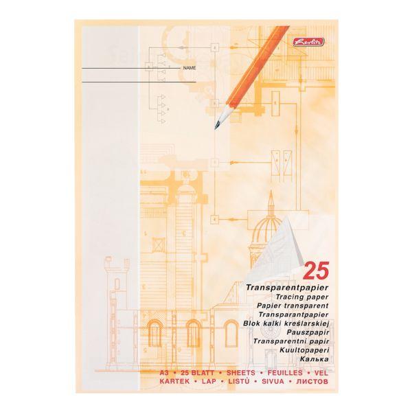 Herlitz Transparant papier