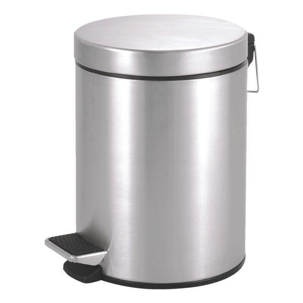 Pedaalemmer 5 liter mat