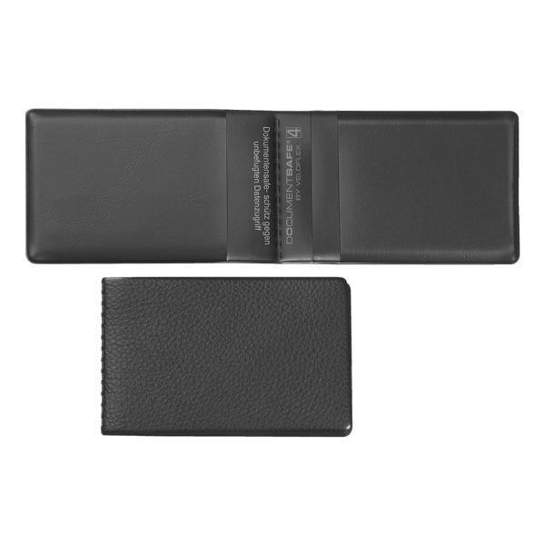 Veloflex »Document Safe®4« beschermhoesje voor 4 kaarten