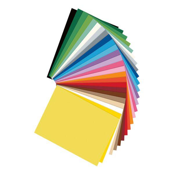 folia Gekleurd karton