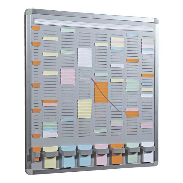 EICHNER T-Card Systeembord 7+1 (35 vakken)