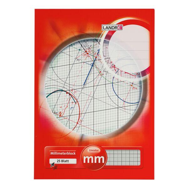 Landré Millimeterpapier A4 (100050441)