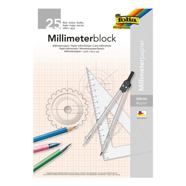 folia Millimeterpapier