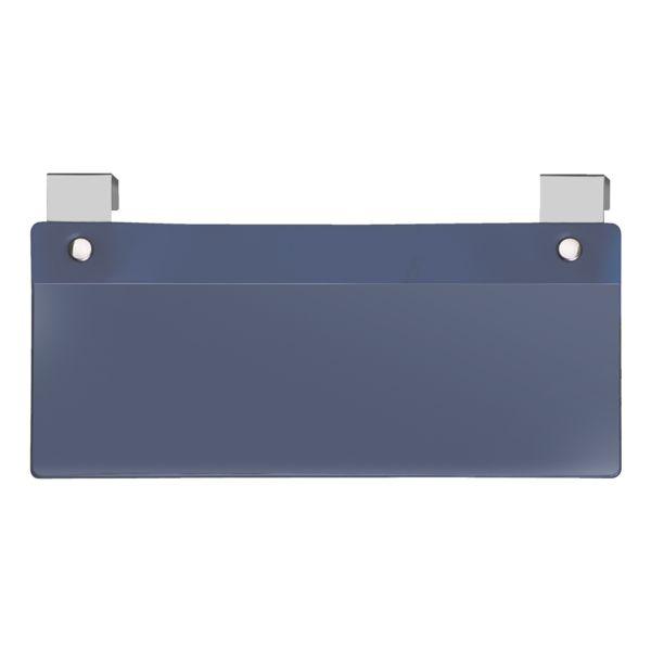 Veloflex Pak met 10 etikettenhouders met haak voor kleine lading bak »3871000«