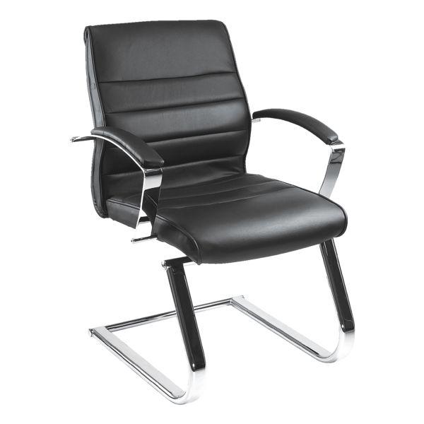 Topstar Leren bezoekersstoel »TD Lux 15«