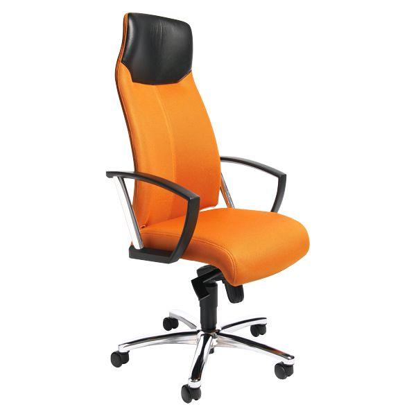 Bureaustoel Topstar »High Sit Up« met armleuningen, vaste armleuningen