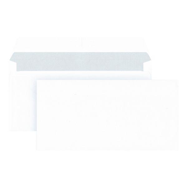 Enveloppen Mailmedia, DLplus 80 g/m² zonder venster - 500 stuk(s)