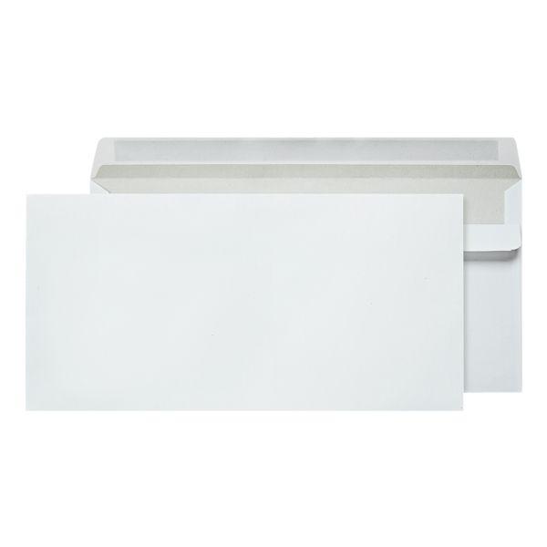 Enveloppen OTTO Office, DL 80 g/m² zonder venster - 100 stuk(s)