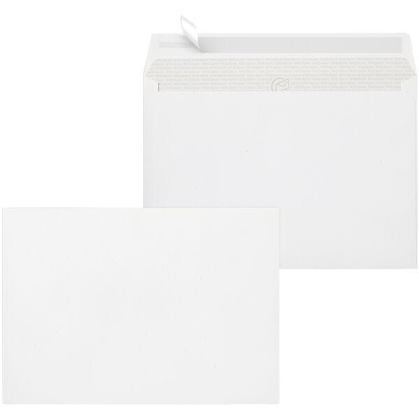 Mailmedia 250 Zak-enveloppen met laserprinter te bedrukken Topstar, C5 100 g/m² zonder venster