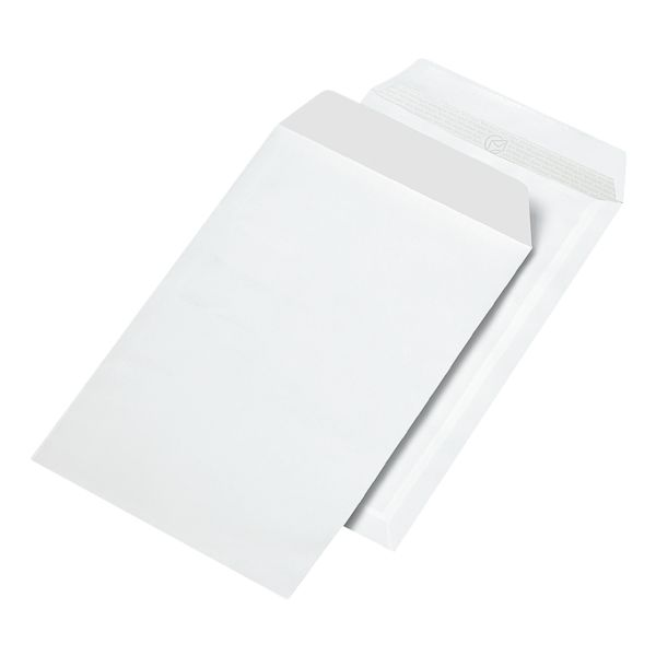 Mailmedia 250 Zak-enveloppen met laserprinter te bedrukken Topstar, C4 100 g/m² zonder venster