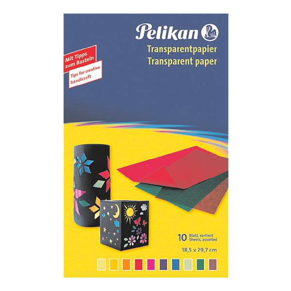 Pelikan Transparant papier