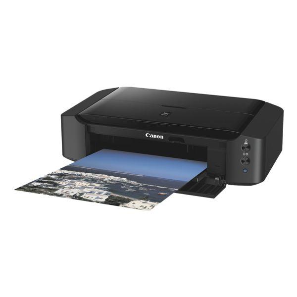 Canon Pixma iP8750 Inkjetprinter, A3 Kleuren inkjetprinter, 9600 x 2400 dpi, met WLAN