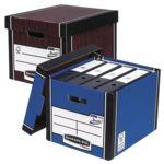 Container d'archives  33,0/38,1/29,8 cm - 10 pièces