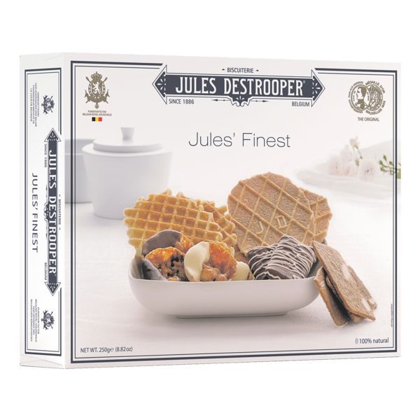 Jules Destrooper Assortiment de biscuits « Jules' Finest »