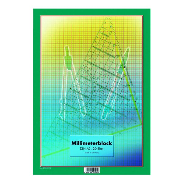 Landré Papier millimétré A3 (100050433)