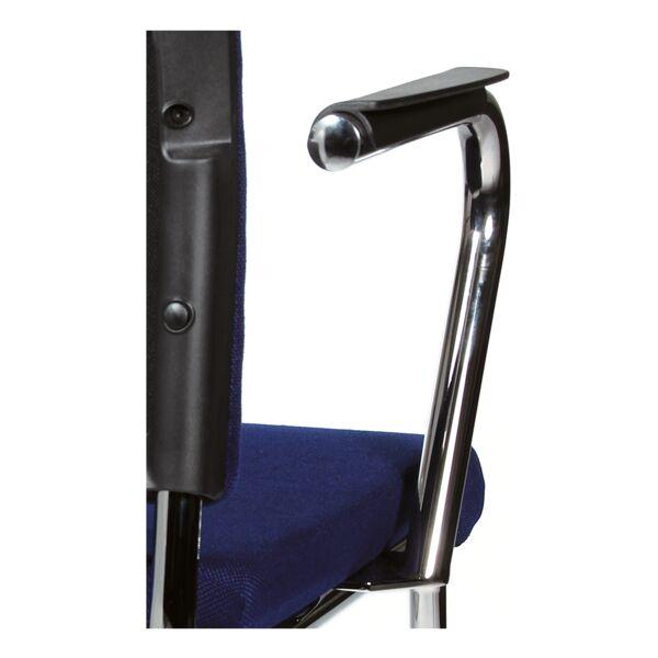 Topstar Accoudoirs (fixes) pour sièges / chaises de bureau « Topstar Visit 10 / 20 »