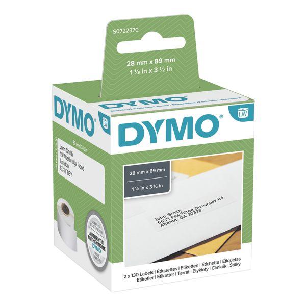 DYMO Étiquettes papier LabelWriter