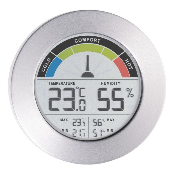 Mebus Thermomètre avec hygromètre 40372