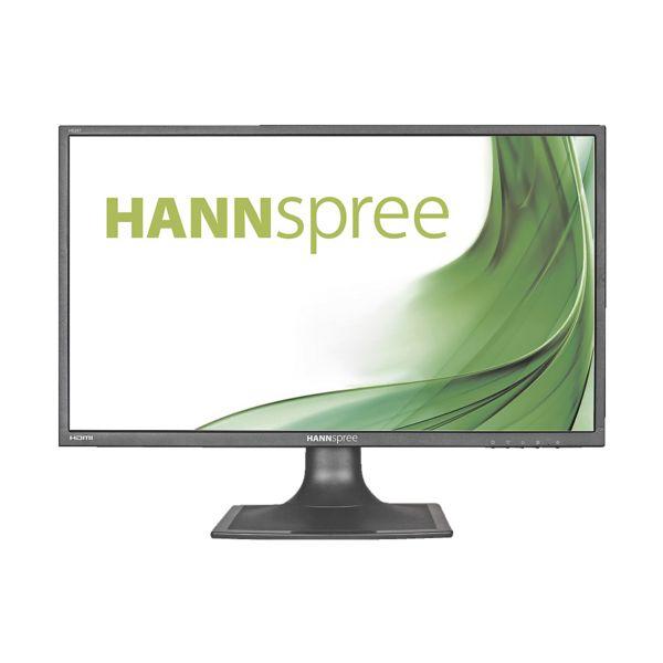 Hannspree HS247HPV écran, 59,94 cm (23,6''), 16:9, Full HD, VGA, HDMI, Fiche 3,5 mm, DVI