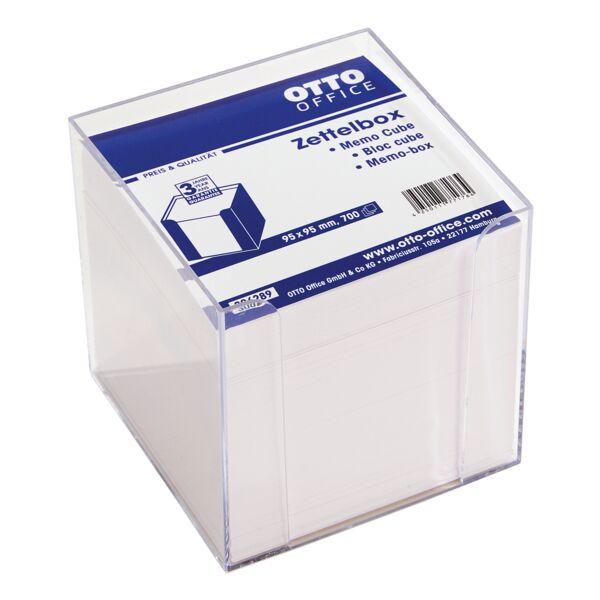 OTTO Office Bloc cube avec feuillets blancs