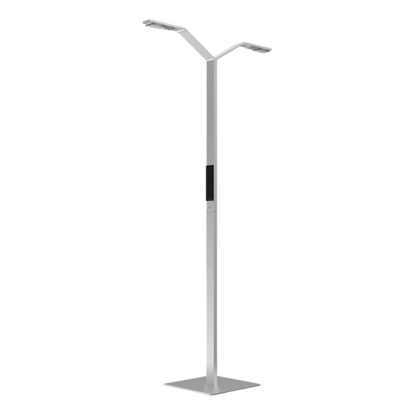 Luctra Lampadaire LED « LINEAR FLOOR TWIN »