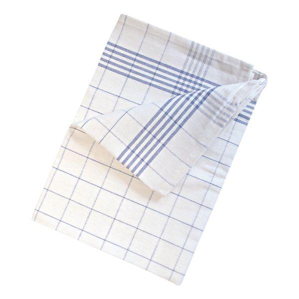 HYGO STAR Paquet de 5 torchons à vaisselle « lin mélangé »