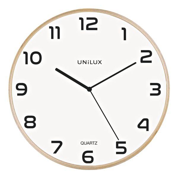 unilux Horloge murale « Baltic »