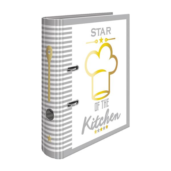 Classeur A4 Herma Star Of The Kitchen, motif
