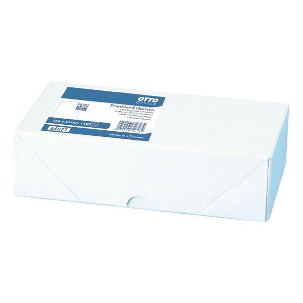 OTTO Office Étiquettes affranchissement 168x44 mm 500 pièces