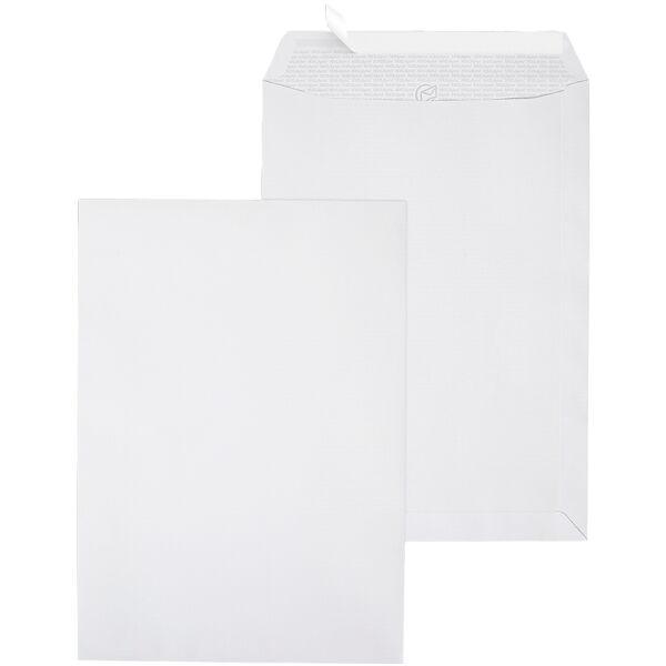 Mailmedia 250 pochettes d'expédition imprimables avec imprimante laser Topstar, C4 100 g/m² sans fenêtre