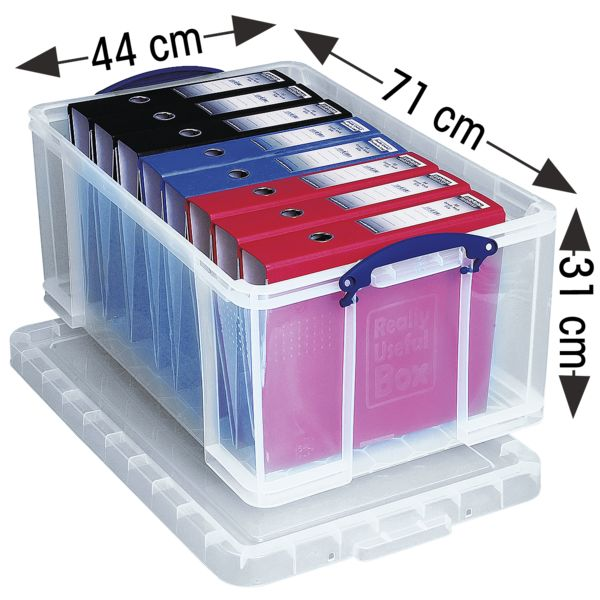 Really Useful Box Boîte de rangement « 64CCB » 64 litres