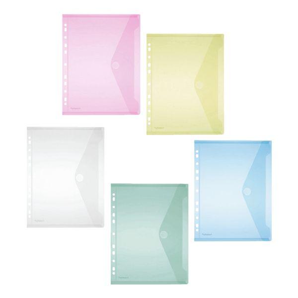 Foldersys Pochettes de suivi - 215x310 mm